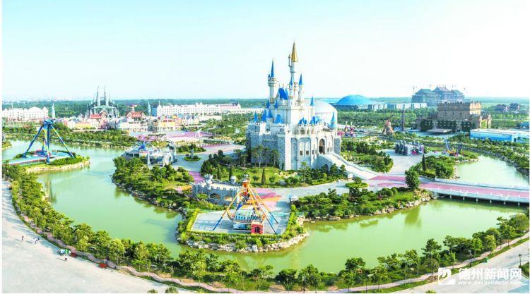 德州构建全域旅游体系 打造旅游目的地城市