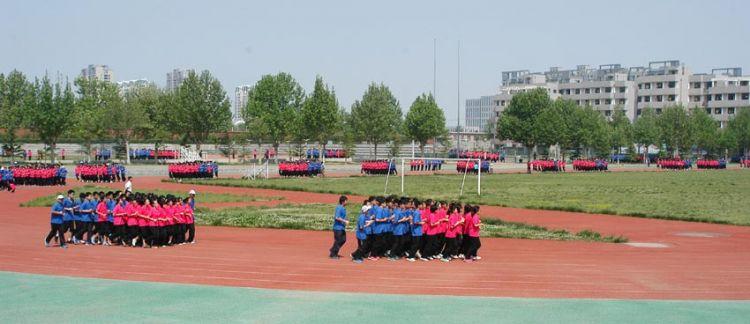 莱州市第一中学:德润心田满园芳菲回忆高中英语作文图片