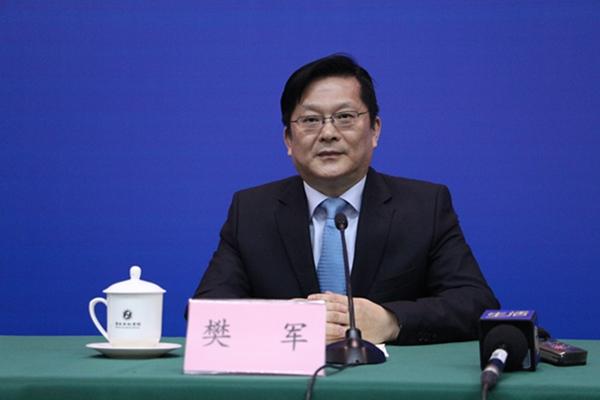 山东省人民政府国有资产监督管理委员会党委委员、副主任、新闻发言人 樊军