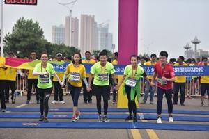 2018仙境海岸·海阳国际马拉松竞赛规程