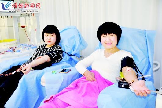 去年潍坊千人献血率突破10‰献血量破30吨