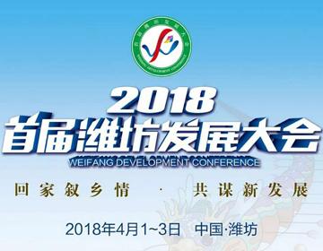 首届潍坊发展大会专题报道