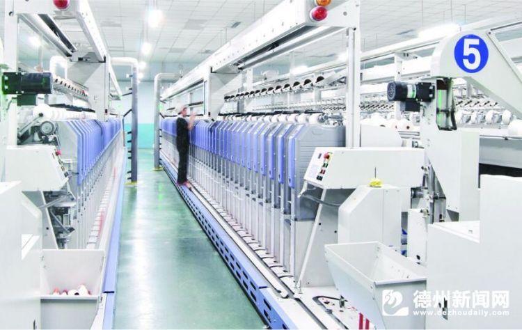 """恒丰集团:理念一新 纺机""""吐金"""""""