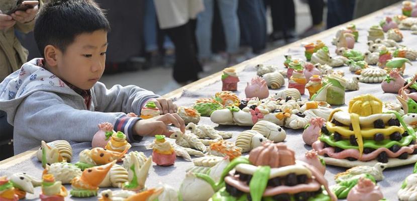 梨花风起正清明 体验寒食清明文化