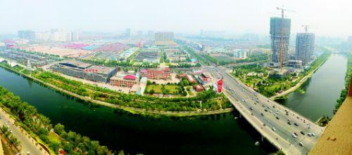 济南小清河五个标段清淤全面展开 主汛期前完工