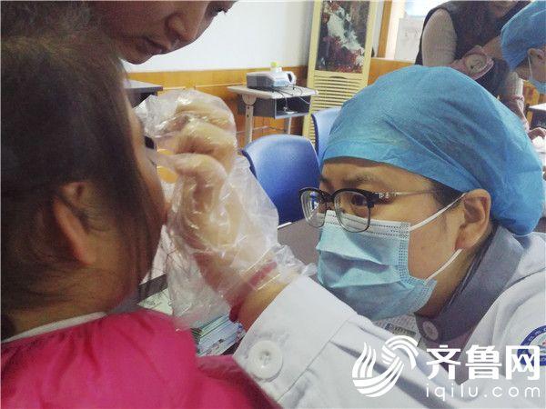世界自闭症日:烟台市口腔医院为星星儿童送健康