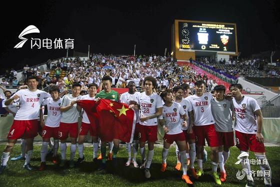 权健再现广州恒大式神迹 处子赛季亚冠出线创历史
