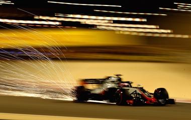 2018F1大奖赛巴林站练习赛赛况 里卡多一练第一