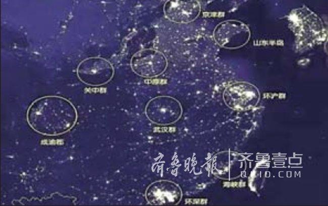 山东17市人才流动,鲁西南被郑州还是济南吸附?