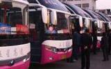 清明假期淄博汽车总站发送旅客40000人次