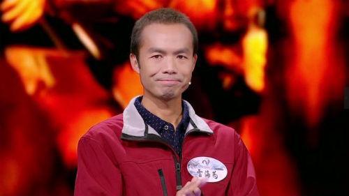 #雷海为参加第三季《中国诗词大会》比赛夺得冠军(资料图)