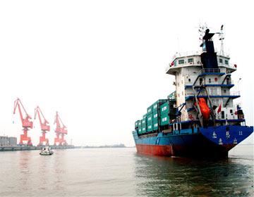 吞吐量306.8万吨 滨州港海港港区一季度实现开门红