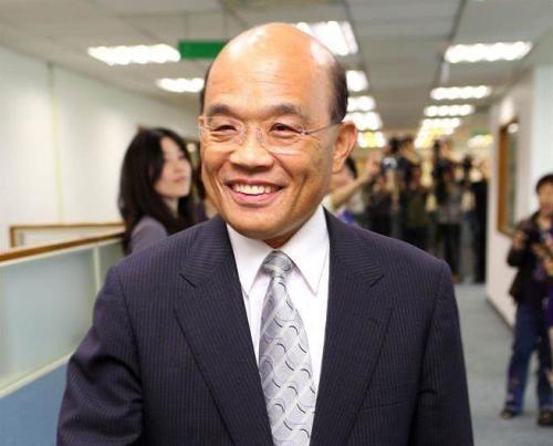 真没人了?民进党高层拟劝进苏贞昌竞选新北市长