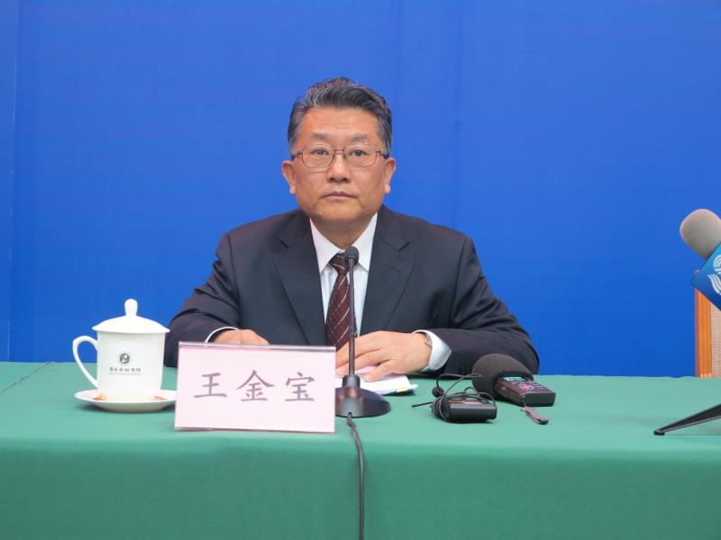 山东省农业厅党组书记、厅长 王金宝
