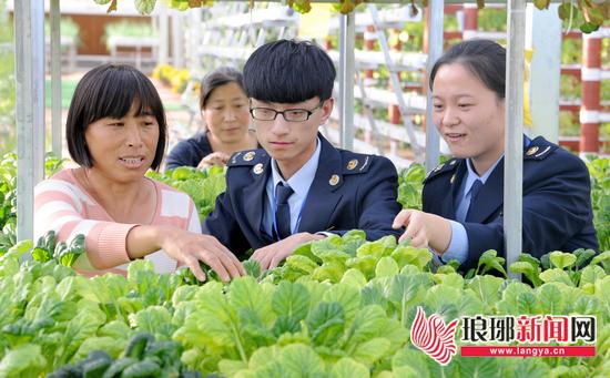临沂国税20条助推新旧动能转换 定制菜单服务企业