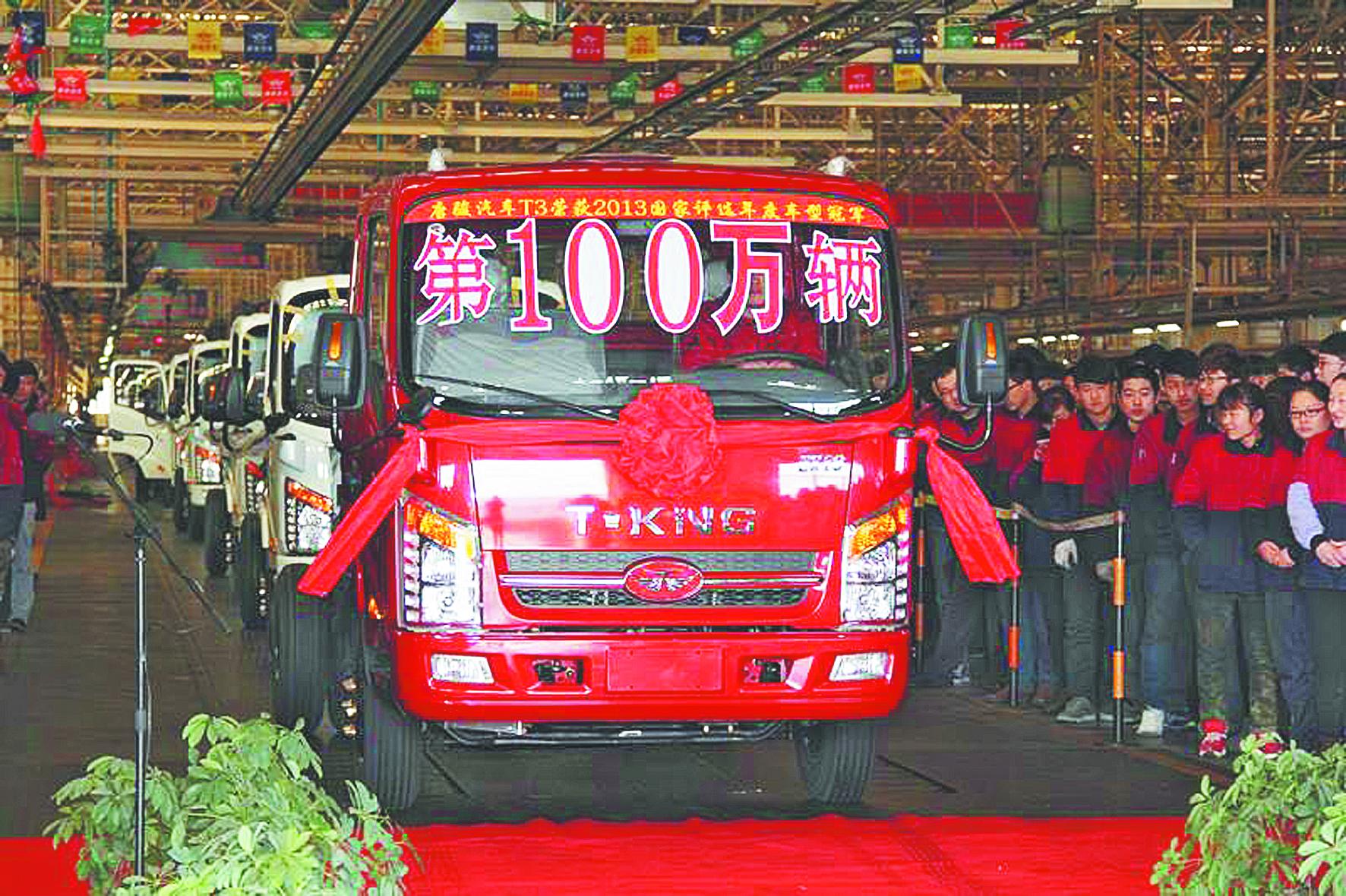 淄博汽车行业重寻工业荣光 新能源汽车成发力点