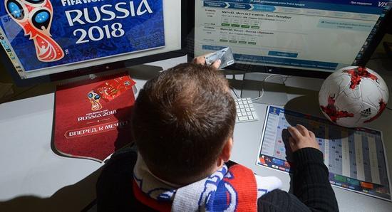 世界杯中国球迷来了!FIFA统计:中国球迷购票近4万张