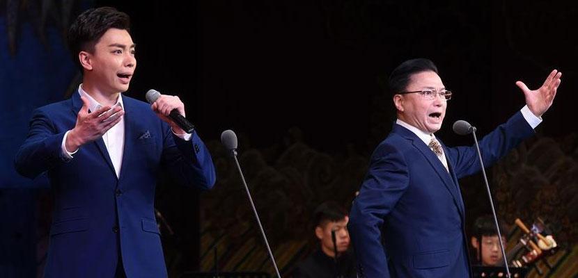 庆祝京剧艺术家赵燕侠诞辰90周年暨舞台生活85周年演唱会在京举行