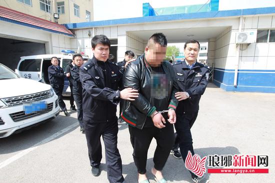 临沂一男子欠高利贷遭拘禁殴打 犯罪嫌疑人被抓获