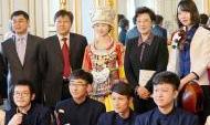 德国莱比锡大学孔子学院举行成立十周年庆典