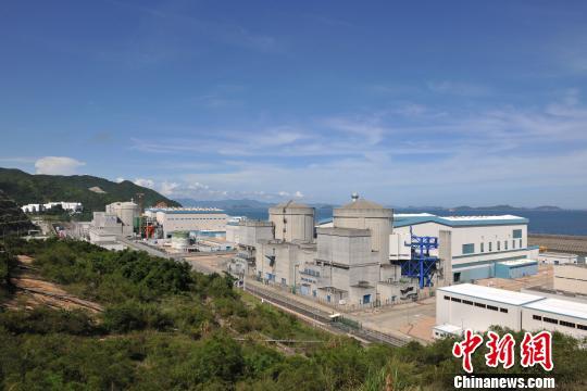 中广核岭澳核电1号机组创同类机组安全运行天数最高国际纪录
