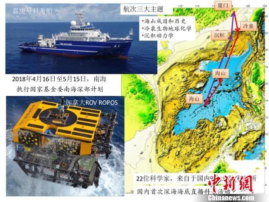 同济大学主导的南海遥控深潜科考航次启航在即