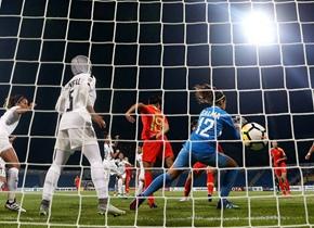 2018女足亚洲杯小组赛 中国女足8-1狂胜约旦