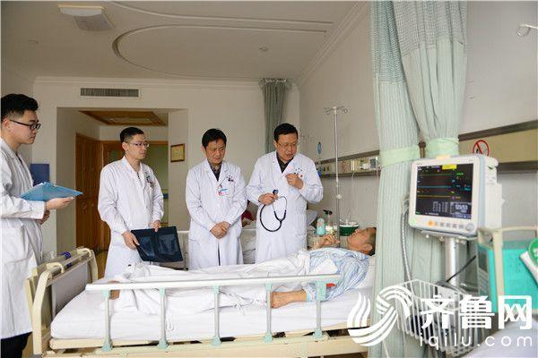 """给患者""""心""""的未来 烟台毓璜顶医院心外科专家马黎明:刀尖儿之上走春秋"""