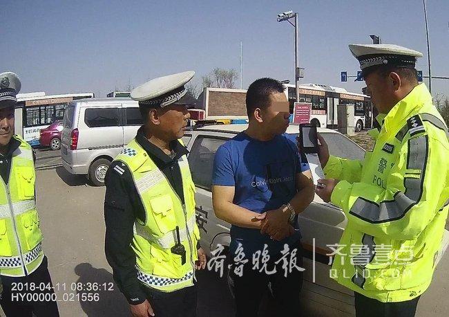 酒驾开大货 男子驾照被吊销 跟每月7000工资说拜拜