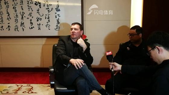 高速男篮五月底集结备战 主帅谈小丁去NBA发展