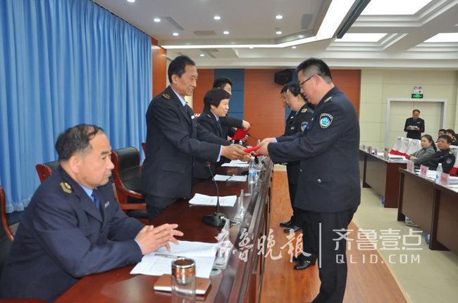 菏泽市卫生计生监督执法工作会议召开