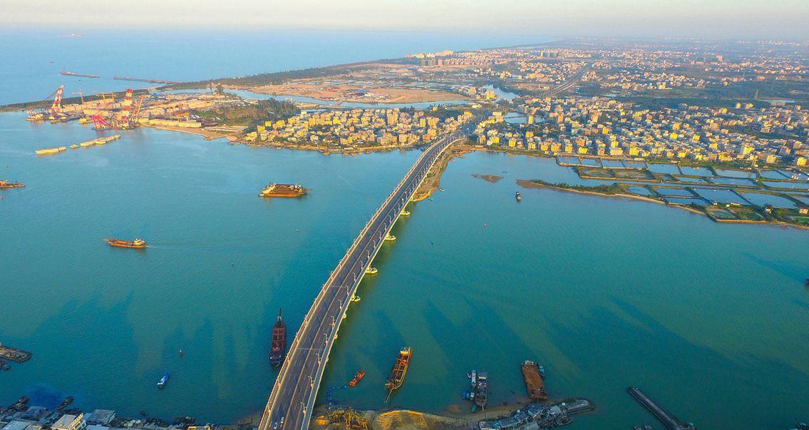 海南全岛将建全国最大自贸试验区 图看海南今朝辉煌
