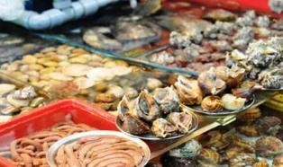 天气转暖 淄博市场养殖水产大量上市价格稳定