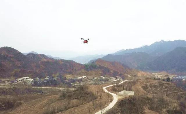 起飞!京东无人机配送站在祖国最南端省份试运营