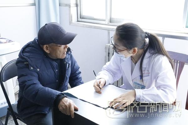 高新区送福利!辖区65岁以上老人享免费查体服务