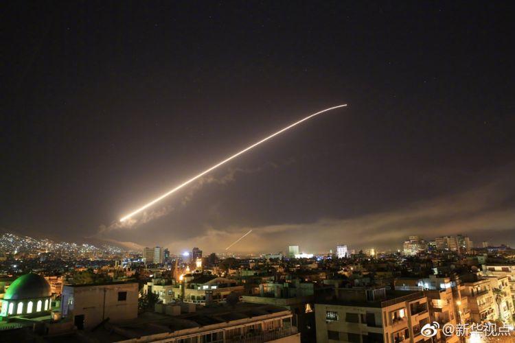 愿大马士革人不再伴着炮火醒来