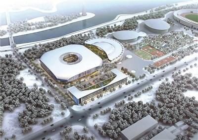 冬奥冰上训练综合馆明年竣工 市民可体验滑冰等运动