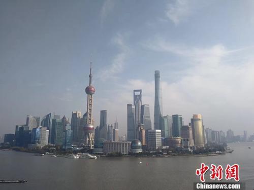 """上海连续六年成为""""外籍人才眼中最具吸引力的中国城市"""""""