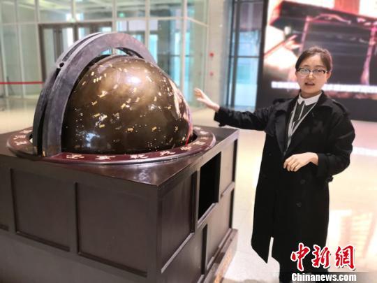 """中国古代科技发明兰州展出 为民众搭探寻古今""""桥梁"""""""