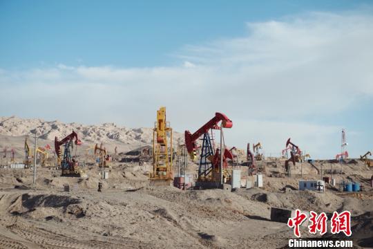 青海油田自主研发储层改造技术取得突破进展
