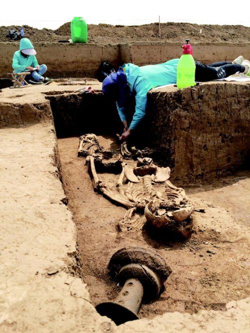 山东焦家遗址发掘背后的故事:开棺取宝?不存在