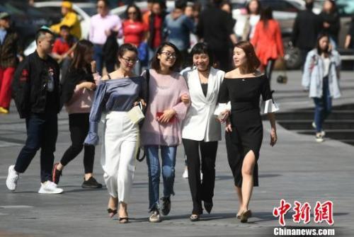本周北京最高气温将达28℃ 周末迅速下跌到17℃
