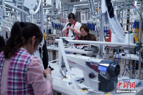新动能助力中国经济稳中向好 推动产业结构优化