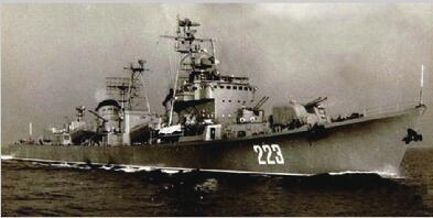 济南舰的前世今生 三代济南舰见证中国海军壮大发展历程