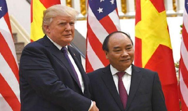 """特朗普又要""""搞""""越南!逼得大使已经辞职了……"""
