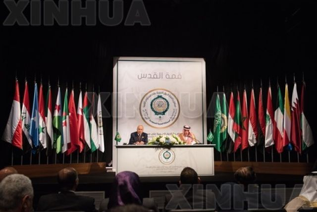 """阿盟首脑会议呼吁对""""化武袭击""""事件展开独立调查"""