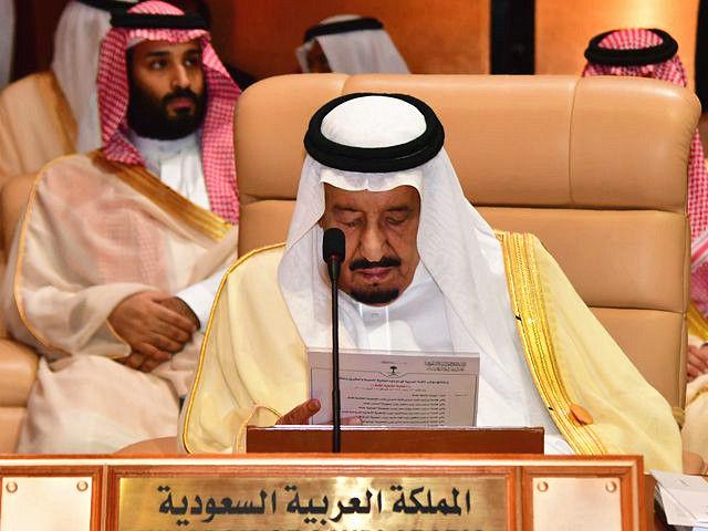 资助东耶路撒冷 沙特国王谴责美驻以使馆搬迁