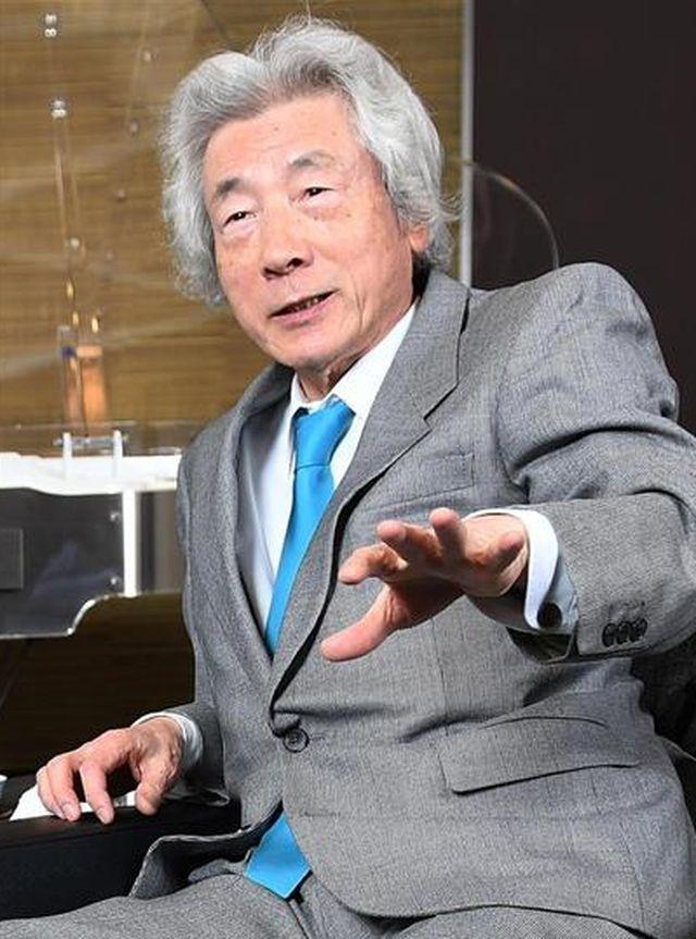 """小泉称安倍连任自民党总裁""""没戏"""""""