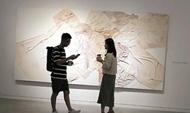 广州当代艺术市场回暖? 培养收藏群体任重道远