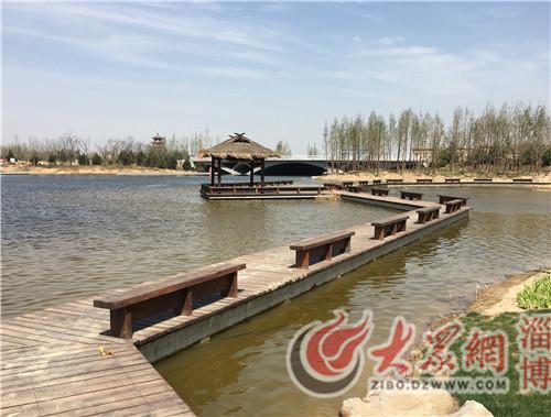 2个月后淄博潴龙河湿地公园将与市民见面